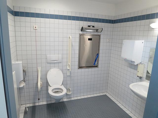 多目的トイレ だれでもトイレ の使い方
