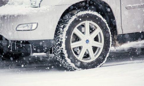 サンバーバン トランスポーターに雪用タイヤを備える インチアップする?