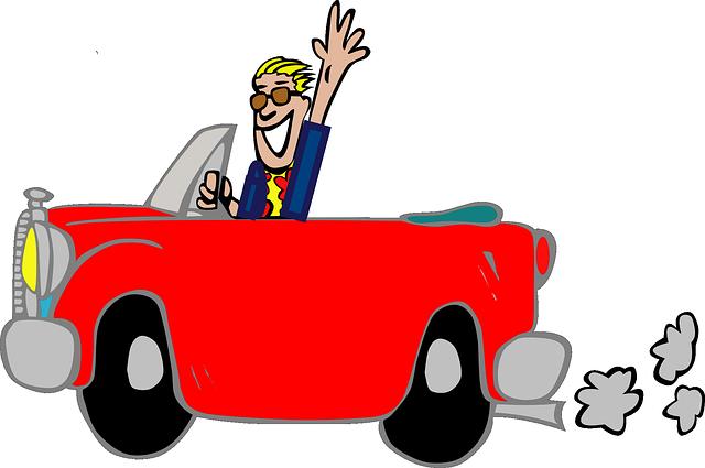 車の運転初心者が慣れるまでは、オンボロ車に乗る