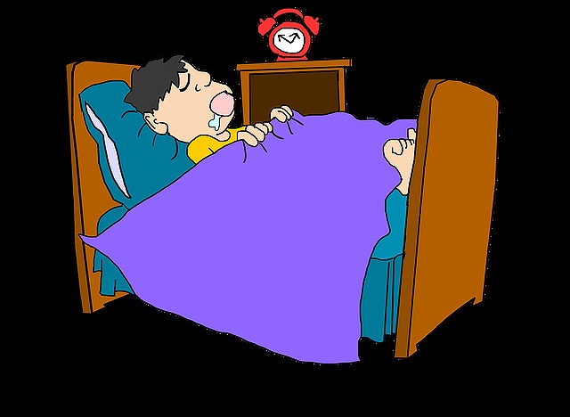 老後の暮らし方 十分な睡眠